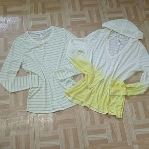 Victoria secret long sleeve shirts/hoodies